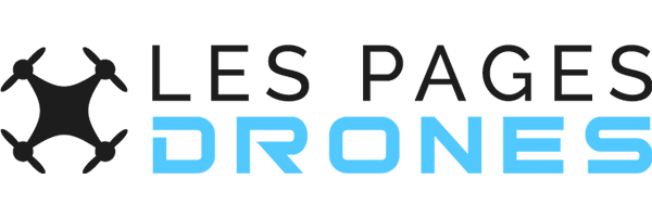 Logo les pages drone