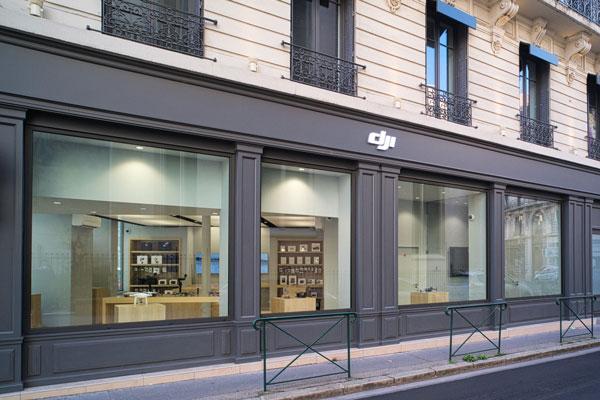 DJI Store Lyon