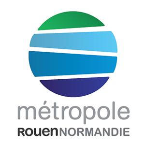 Logo Métropole Rouen